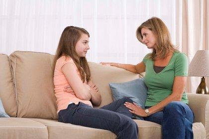 отношение с подростком