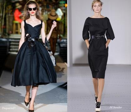 Стильные платья платья летом 2014