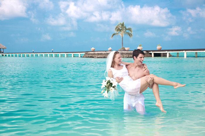свадьба за границей мальдивы