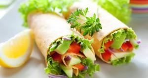 Блюда на пикник