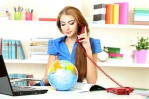 Легкие профессии для девушек
