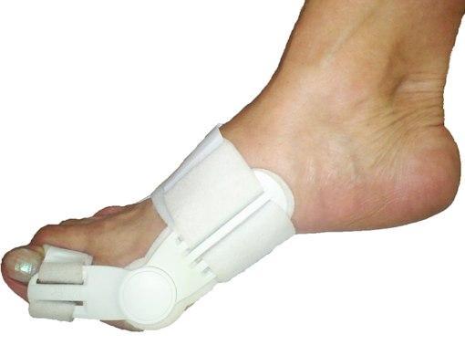 Силиконовая накладка на косточку большого пальца - купить ...