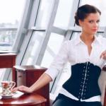Как правильно и с чем носить корсет – фото, советы современным модницам.