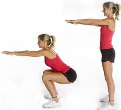 как убрать жир с бедер упражнения