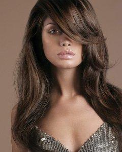 Челки на средние, короткие, длинные волосы – модные прически с челкой