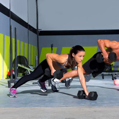 кроссфит программа для похудения в домашних условиях