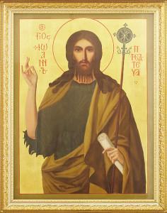 икона иоанна предтече
