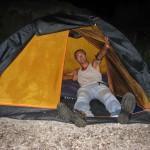 Маршрут интересного дикого отдыха в Крыму с палаткой