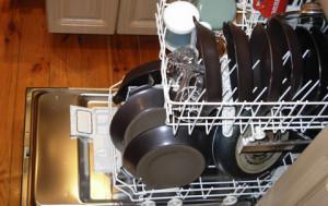 Избираем наилучшие моющие средства для посудомоечных машин