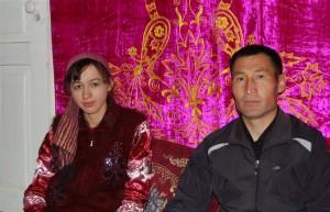 семья в азии