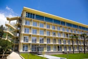 Лучшие отели в Абхазии - Wellness ParkHotel Gagra 4 звезды, Гагры