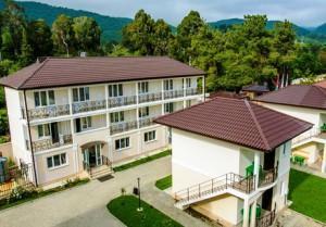 Лучшие отели в Абхазии - Отель Анакопия Клаб, Новый Афон