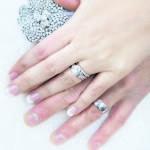 Модные обручальные кольца 2015 для стильных молодоженов