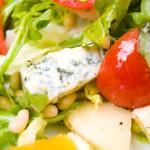 Детский рецепт витаминного салата