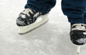 Как научиться быстро кататься на коньках