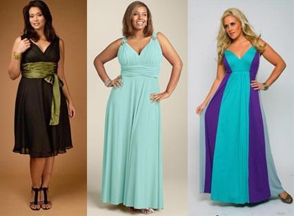 С чем носить длинные юбки и платья в пол