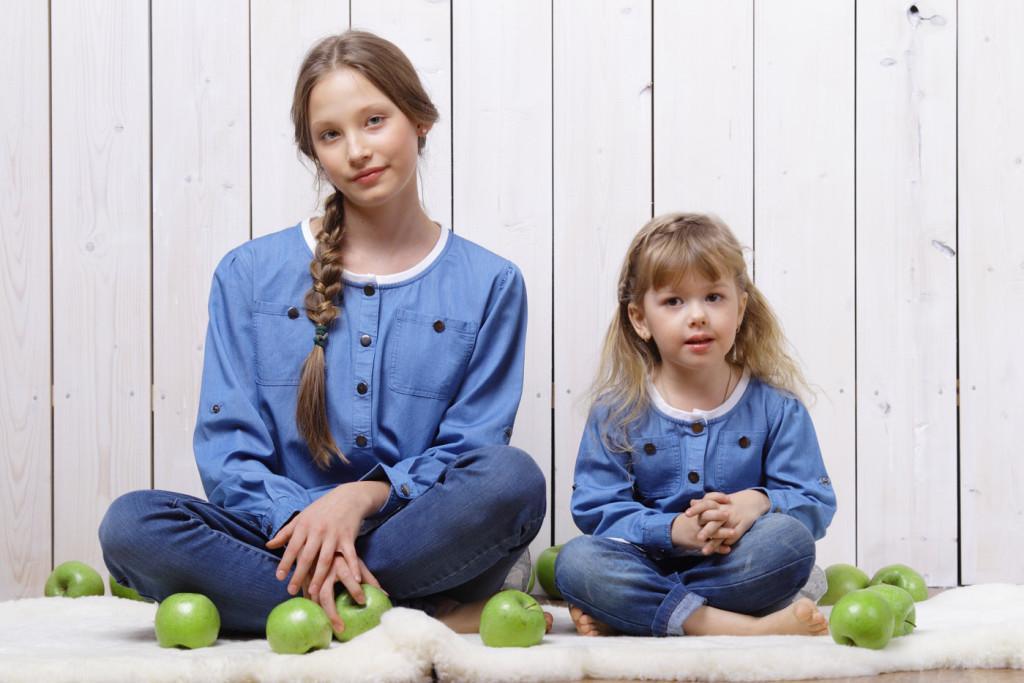 Одежда в стиле фэмили лук для детей