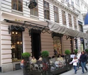Кофейни в Вене - Demel Cafe