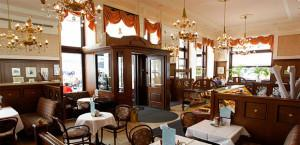 Кофейня Mozart в Вене