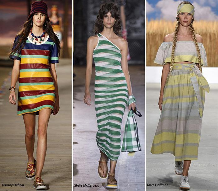 Модный принт 2016 года - полоска
