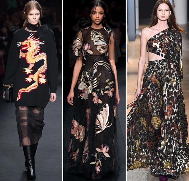 Модный принт 2016 года - животные