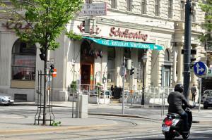Кофейни в Вене - Schottenring