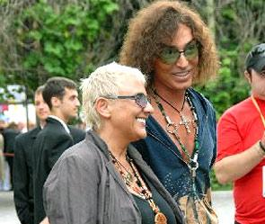 Людмила Исакович и Валерий Леонтьев