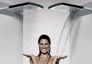 Похудение с контрастным душем
