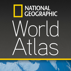 National Geographic World Atlas