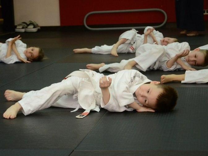 Восточные единоборства для детей 4-7 лет
