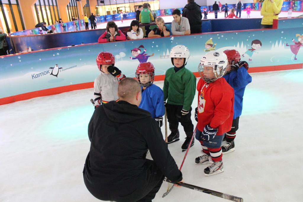 Хоккей для мальчиков 4 лет