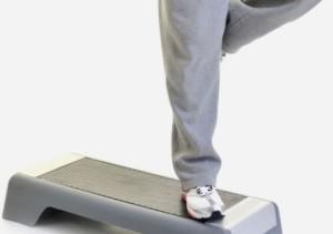 Упражнения со степ платформой