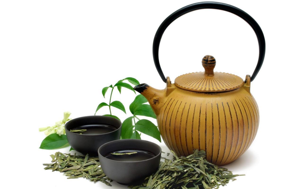 имбирный чай от паразитов