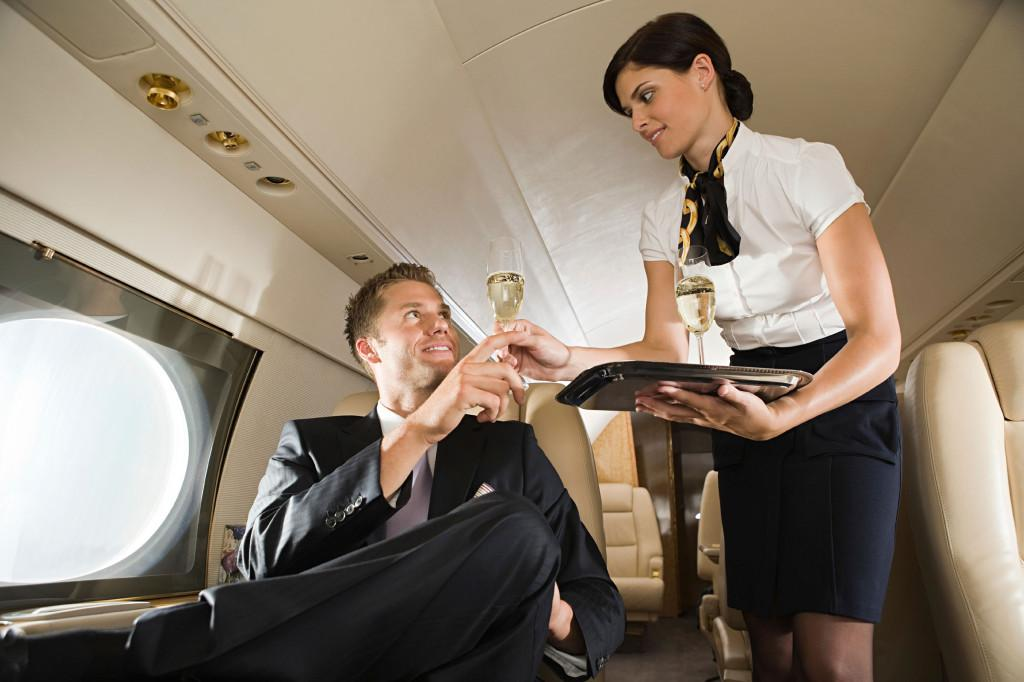 Работа стюардессы или бортпроводника