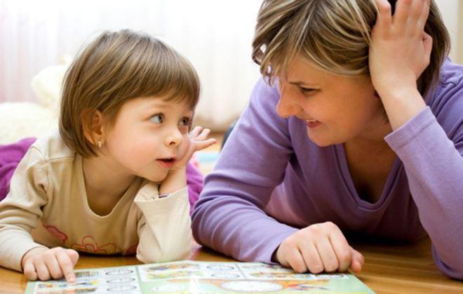 Что делать, если ребенок 2-3 лет не разговаривает?