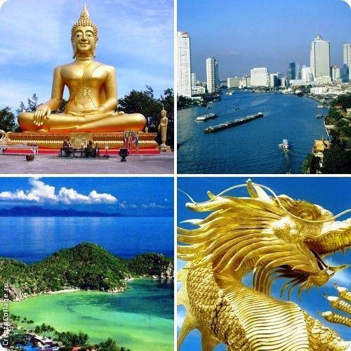 Таиланд, как лучшая альтернатива Турции и Египту