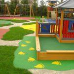 Здоровое лето на даче – как обустроить дачный спортивный уголок для ребенка?