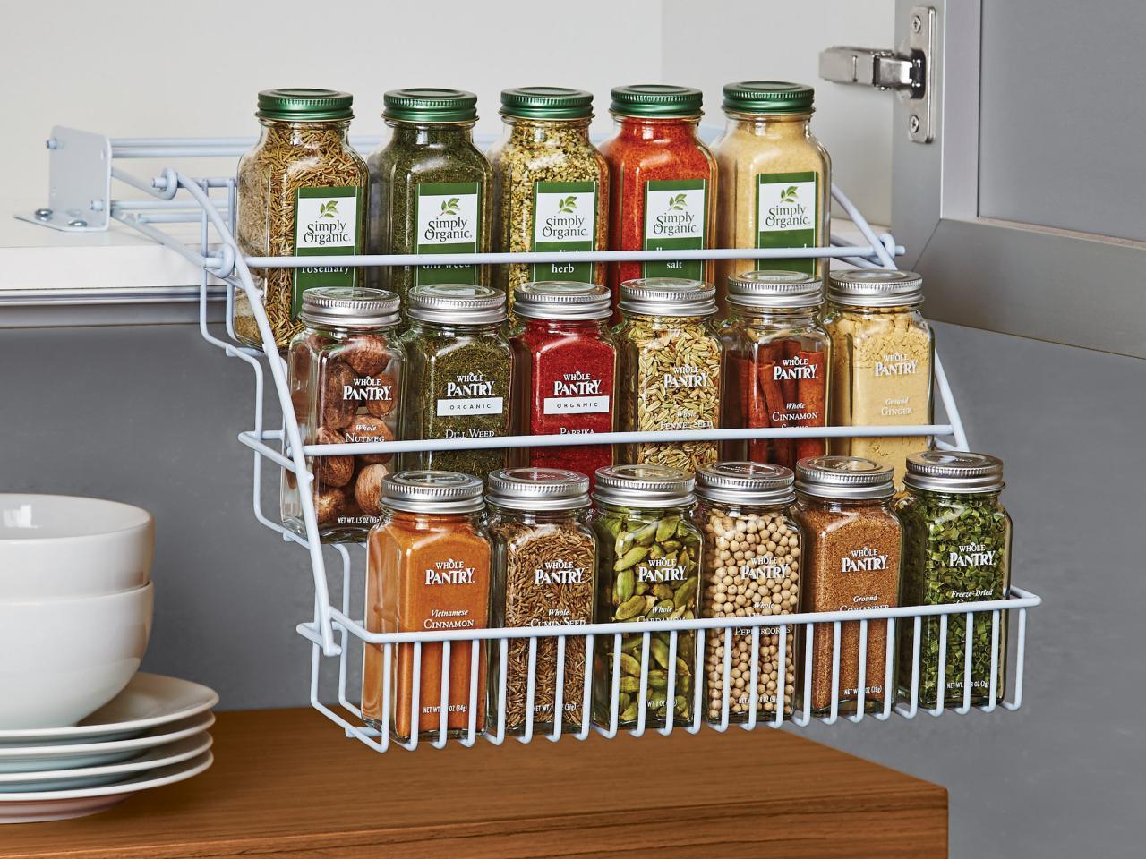 Мкости и баночки для специй – традиционные и оригинальные способы хранить специи на кухне
