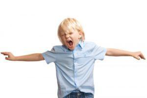 Причины непослушания детей