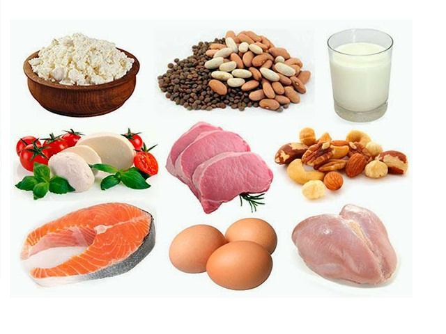 Правильное питание для здолрового зачатия ребенка