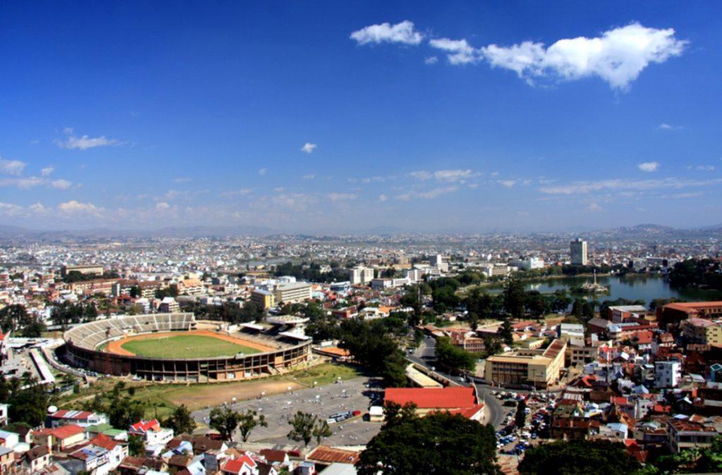Мадагаскар - Антананариву