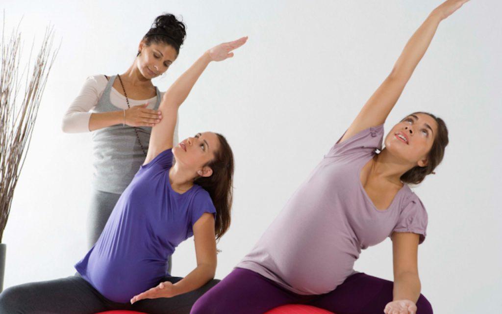 Боли в спине у беременной - что делать?