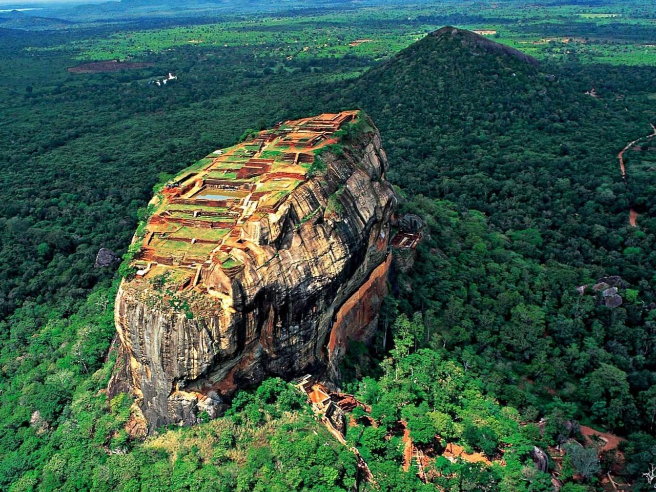 Шри-Ланка, природа