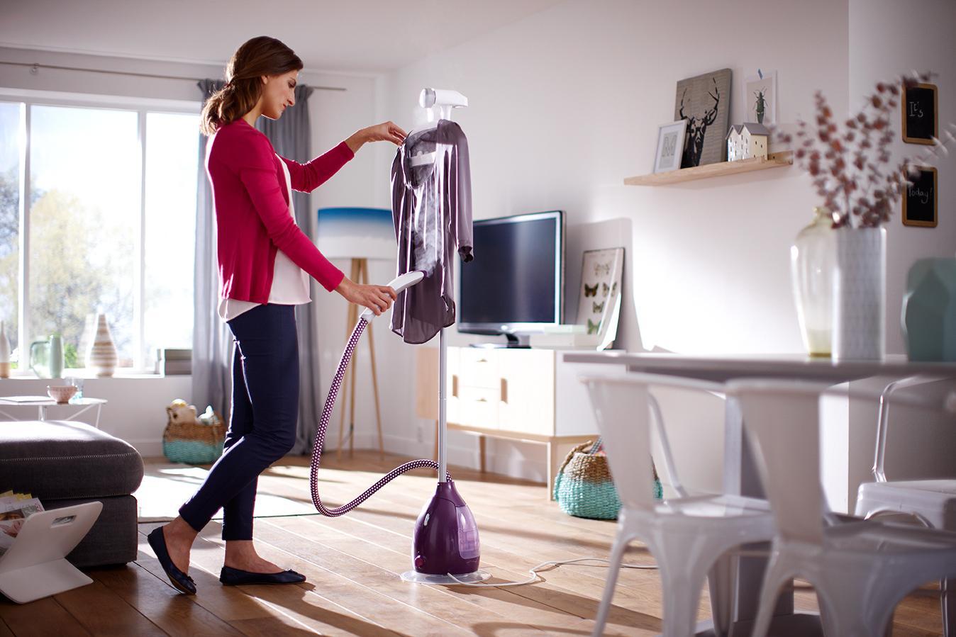 Как выбрать вертикальный отпариватель для одежды - видео с советами и отзывы бывалых