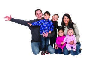 Как жить и выживать в большой семье?