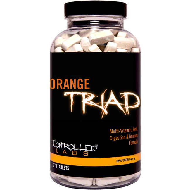 Controlled Labs Orange Traid