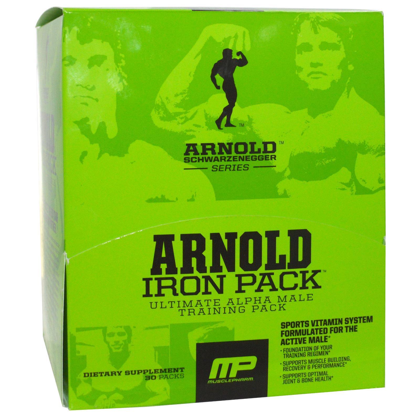 Arnold Schwarzenegger Series Iron Pack