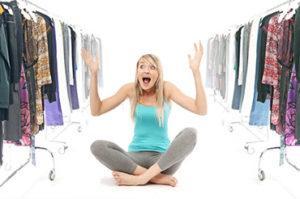 Как избежать безвкусицы в одежде женщине?