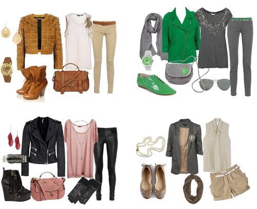 Надо выбирать качественную одежду, чтобы избежать безвкусицы