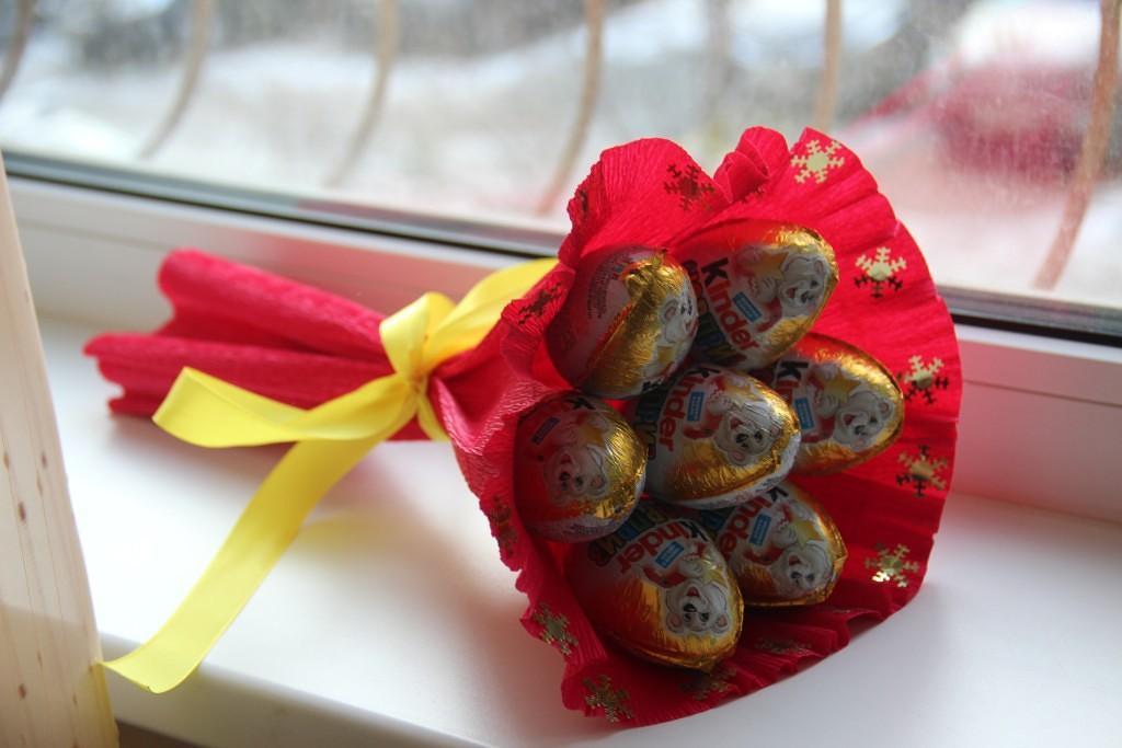 Подарок своими руками на Новый год ребенку